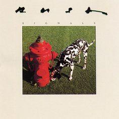 Rush Album Covers   ... active users currently online signals album artwork album front cover
