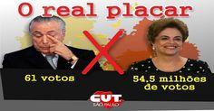 Dilma ataca: voltarei!