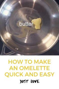 Real Food Recipes, Vegetarian Recipes, Cooking Recipes, Asian Recipes, Cooking Tips, How To Cook Omelette, Brunch Recipes, Breakfast Recipes, Breakfast Ideas