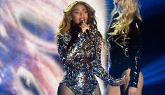 "Beyonce performed a medley of her songs during the MTV Video Music Awards 2014 on Sunday. [HD] Beyonce – Medley & Accepts Vanguard Award… by IdolxMuzic She performed an extended mega-medley of her hits including ""Mine,"" ""Ghost,"" ""No Angel,"" ""Jealous,"" ""Turn That Cherry Out,"" ""Drunk in Love,"" ""Rocket,"" ""Bow Down,"" ""Flawless,"" ""Blue,"" ""XO"" at the …"