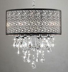 44 best bedroom chandeliers, what to choose? images on Pinterest ...
