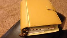 My updated planner setup part 1- Franklin Covey- Faux Filofax