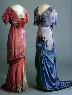 Edwardian Fashion  ...la belle epoque
