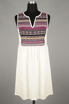 Zen Spell > Solid Dresses > #KD50510-185 − LAShowroom.com