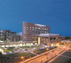 Roswell Park Cancer Institute at the Buffalo Niagara Medical Campus
