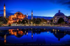 Hagia Sophia, Istanbul by Marcelo Castro on 500px