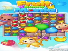 Fruit Bunny Mania  Android Game - playslack.com , provided  the attractive creatures with acid-tasting fruits. To do that you need to equal fruits with formations. equal 3 and more same fruits. voyage the supernatural land and get pleasing fruits in this game for Android. At each stage you'll get a brand-new work where you need to gather definite kinds of fruit. Remember that have, leporid, and primate like distinct fruits. strive to equal as many same fruits with one formation as…