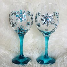All glasses are painted with acrylic glass paints and are top-rack dishwasher safe. Description from wanelo.com. I searched for this on bing.com/images