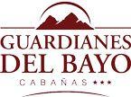 diseño de logotipo Guardianes del Bayo Cabañas villa la angostura patagonia