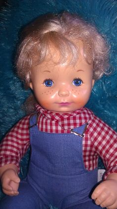 Vintage - 1984 - Kit Doll (of Kit & Kaboodle) - by Ideal toys - CBS Toys - $15.95