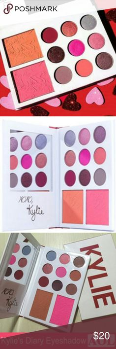 12 minimum order Kylie eyeshadow Makeup Eyeshadow