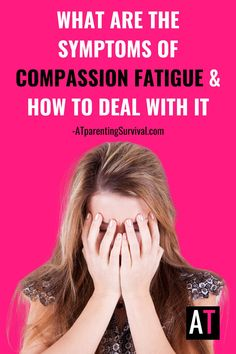 It is difficult as a parent when you are trying to survive and thrive with our kids and their struggles. What happens when we start to feel resentful or angry at our kids or the situation? You are not alone. Here are the symptoms of compassion fatigue and how to navigate through it.