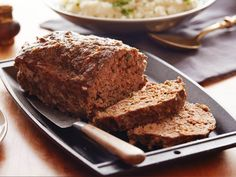 Double Trouble Meatloaf from CookingChannelTV.com