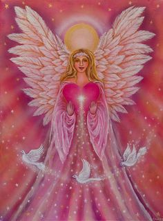 Heart Angel by Cathy McClelland
