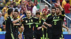 BRASIL 2014. España derrotó 3-0 a Australia en su despedida del mundial de futbol http://hbanoticias.com/9755
