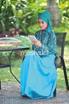 April Jasmine --- Buy the magazine at https://www.facebook.com/notes/moshaict-moslem-fashion-district/daftar-nasional-reseller-buku-hijab-moshaict/280384698688485 --- www.moshaict.com  #hijab #fashion #fashionhijab #islamicfashion