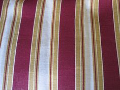 """Vintage French Unused Clairfontaine Grand Teint Meuble Fabric 65"""" by 50""""  by VintageFrenchFinds, $45.00"""