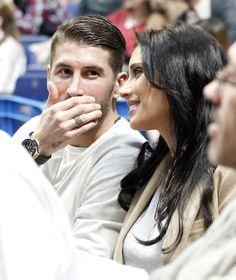 Sergio Ramos y Pilar Rubio, la felicidad de dos futuros papás