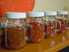 Loft Creations: Recipe for Gift Giving. Homemade chilli powder.