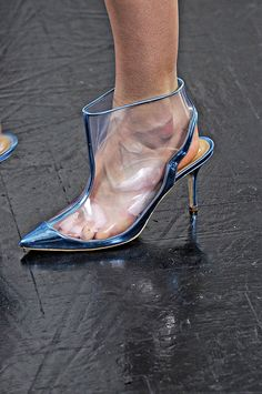 richard-nicoll- London Spring Summer 2012 Catwalk Shoes