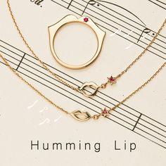 humming lip