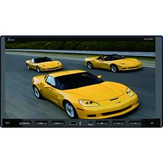 Lanzar SDN698BX 7-Inch Video Headunit Receiver Bluetooth Wireless Streaming CD/DVD Player Touch…