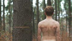O homem, ao ferir a natureza, fere a si mesmo.