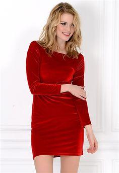 Kadife Elbise - Yılbaşı Özel