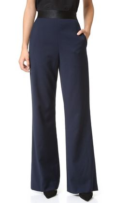 Opening Ceremony Focal Wide Leg Pants