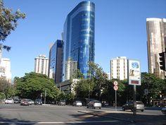 Glass Tower - Belo Horizonte-MG