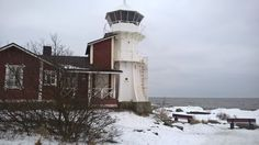 Lighthouse Kallo, Pori, Finland