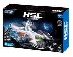 drone jjrc h5c c/ câmera hd - produto no brasil!