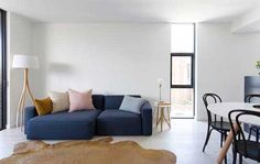 The Play Modular sofa by Studio Pip is designed and made in Australia. A fun and comfortable lounge, the Play has several components to suit many spaces. The Play series also includes a matching ottoman. Modular Furniture, Modular Sofa, Sofas, Ottoman, Lounge, Couch, Design, Home Decor, Couches