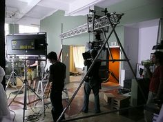 All In One Truck/FilmCrewTech Rigging Photos