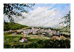 Beijós, Beira Alta - Portugal Portugal, Dolores Park, Travel, Water Colors, Kiss, Art, Viajes, Trips, Traveling