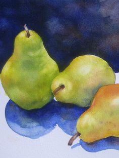 Sue Archer Watercolors