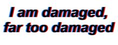 seisoubakuretsuboy: I Am Damaged // Heathers: The Musical