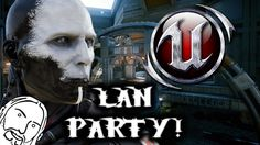 Unreal Tournament LAN Party | Deathmatch & Chill Lan Party, Unreal Tournament, Chill