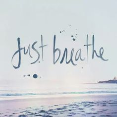 Sometimes it's ok if the only thing you did today was breathe. A day well lived does not have to include anything more than celebrating this Divine world through simple breathing. Message from God on FB
