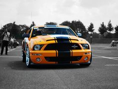 Shelby Super Snake by ANDAWG116