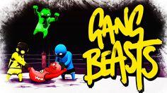 Gang Beasts - 0.4.3 ДИКИЙ УГАР