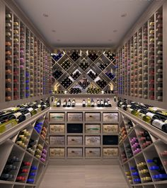 Campana Road wine cellar — Jo Cowen Architects