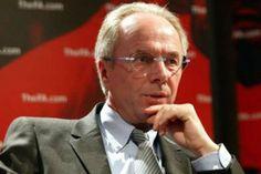 Football: 'Elegant' Sven-Goran Eriksson sacked by Chinese club  http://lnk.al/4zOh  - Anthony S Casey, Singapore