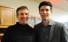 Carey Price and his Dad, Jerry. Montreal Canadiens, National Hockey League, World Of Sports, Nhl, Dads, Father, Site Officiel, People, Heart