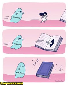 Funny pictures about This Is Exactly How Books Work For Me. Oh, and cool pics about This Is Exactly How Books Work For Me. Also, This Is Exactly How Books Work For Me photos. I Love Books, Good Books, Books To Read, My Books, Book Memes, Book Quotes, Humor Books, Library Humor, Book Fandoms