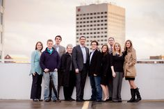 How to Pose Large Groups Organically