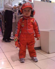 traje de corredor de autos para niño - Buscar con Google