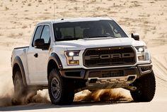 F-150 Raptor: super bruta da Ford terá modo de condução para desertos | CARPLACE