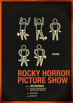 Rocky Horror Picture Show I cant wait for Halloween