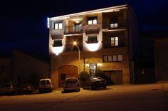 Hotel La Jara. Aldeadávila de la Ribera (Salamanca). Ruta del Duero. Agosto 2012